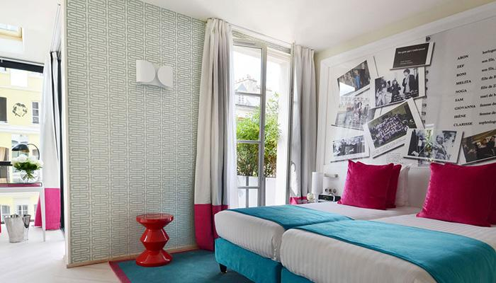 Hotel Le 123 Sebastopol