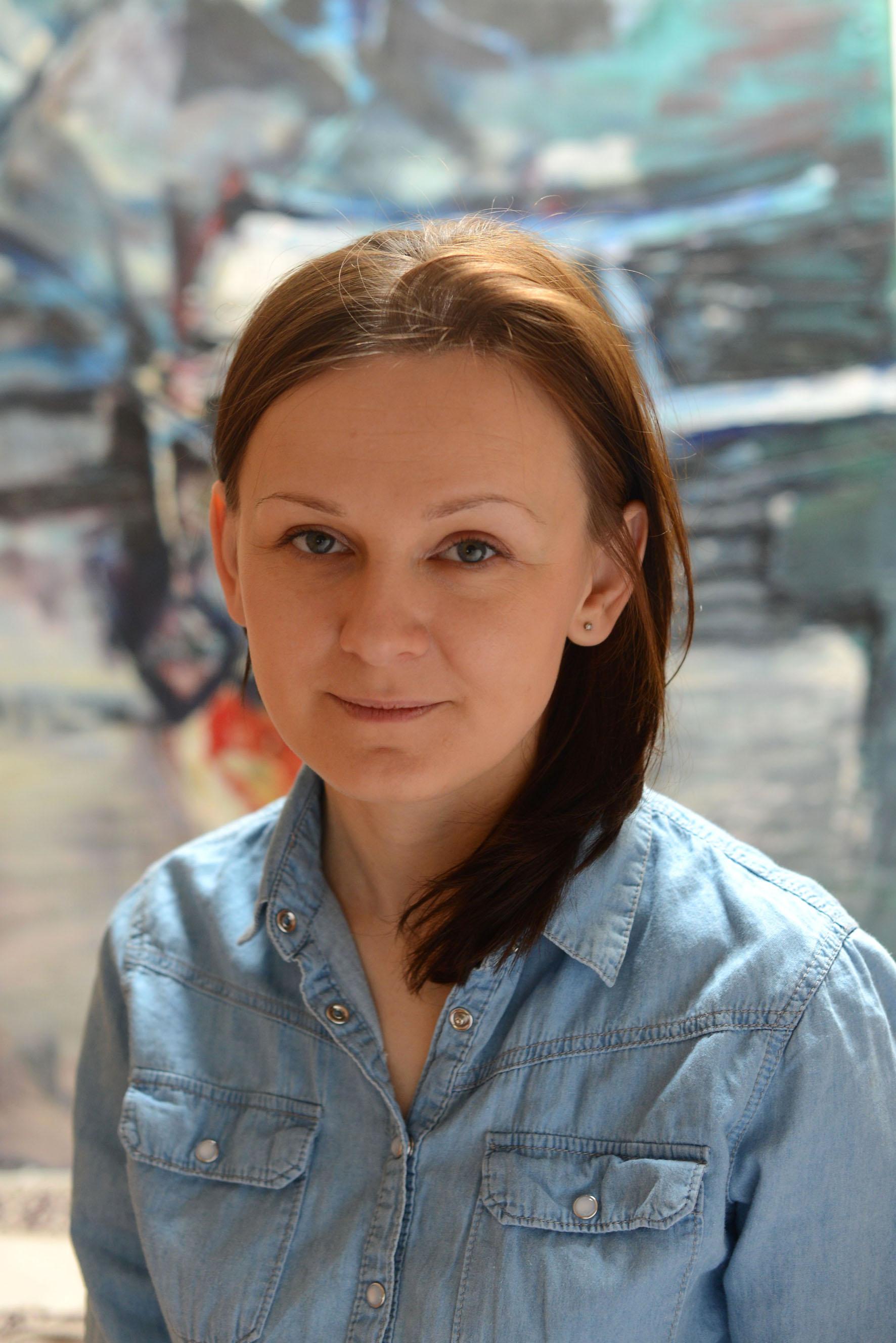 Anna Niewiadomy