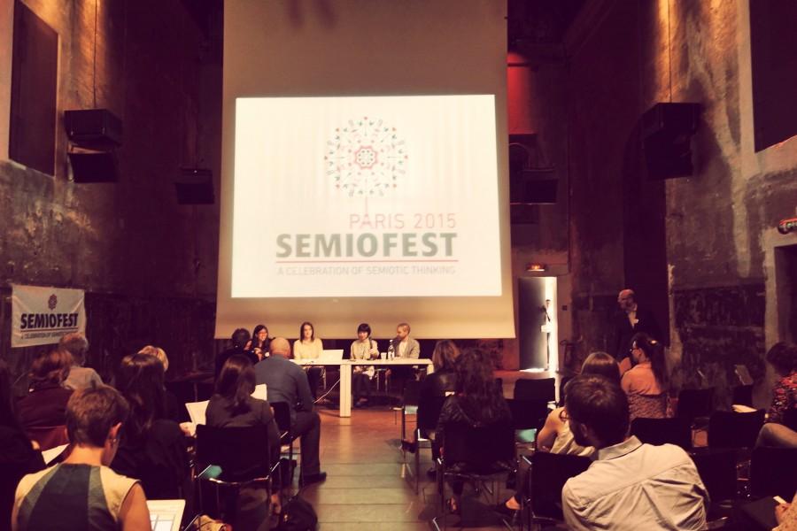 My Review of Semiofest, Paris 2015