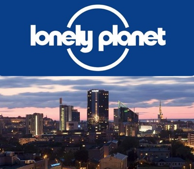 LONELY PLANET ABOUT ESTONIA