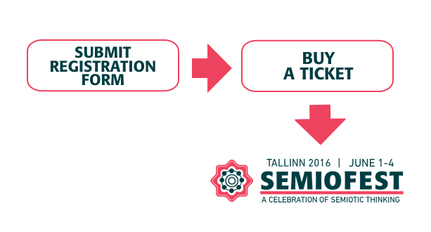 "Semiofest Tallinn tickets are now available with a special offer for ""early birds""!"